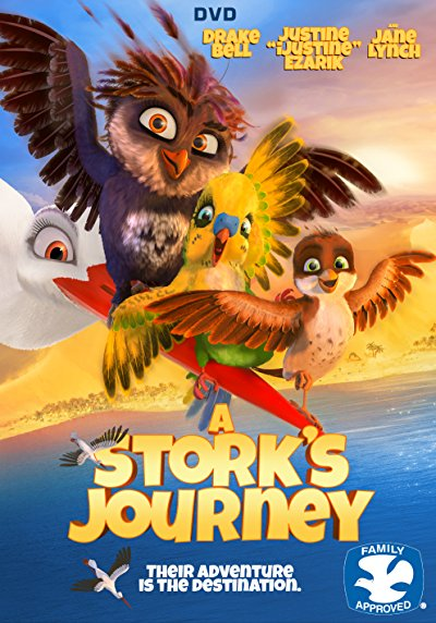 A Storks Journey 2017 720p BluRay DTS x264-CON