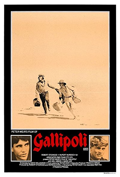 Gallipoli 1981 BluRay REMUX 1080p AVC DTS-HD MA 5.1 - KRaLiMaRKo