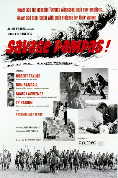 Savage Pampas 1966 UHD BluRay REMUX 2160p DTS-HD MA 2.0 HEVC-FraMeSToR