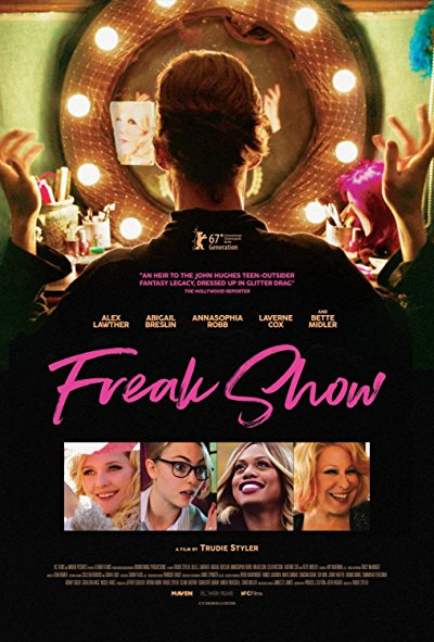 Freak Show 2017 1080p WEB-DL DD5.1 H264-FGT