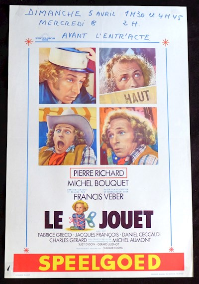 Le Jouet 1976 French 1080p BluRay DTS x264-ROUGH