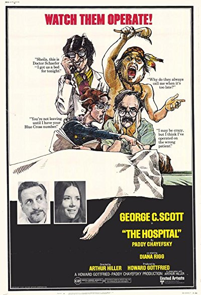 The Hospital 1971 1080p BluRay DTS x264-PSYCHD