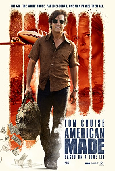 American Made 2017 BluRay REMUX 1080p AVC DTS-X - KRaLiMaRKo