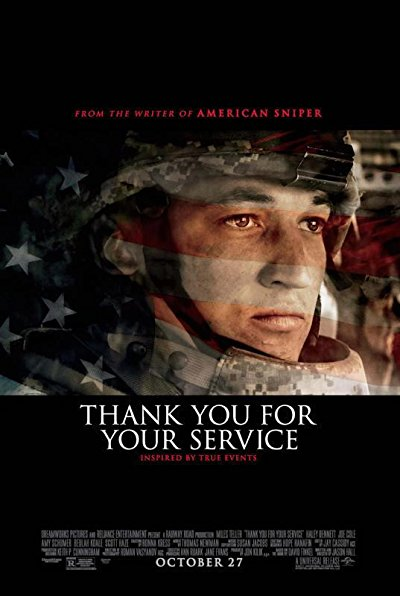 Thank You for Your Service 2017 BluRay REMUX 1080p AVC DTS-HD MA 7.1-EPSiLON