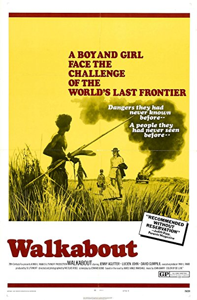 Walkabout 1971 BluRay REMUX 1080p AVC PCM -BluHD