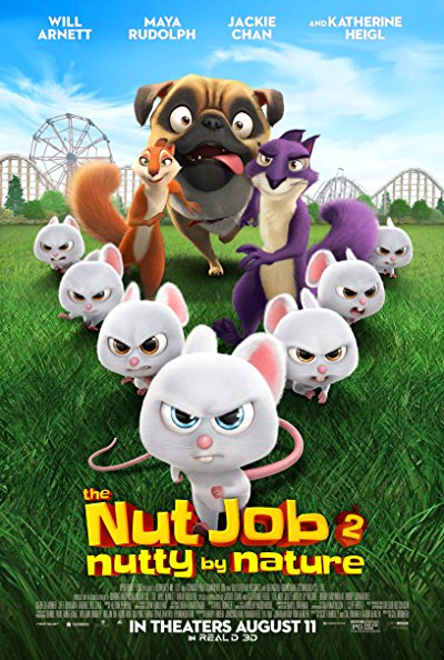 The Nut Job 2 Nutty by Nature 2017 720p WEB-DL DD5.1 H264-EVO
