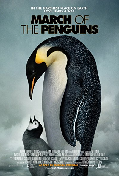 March of the Penguins 2005 720p HDDVD DD5.1 x264-SBBUK