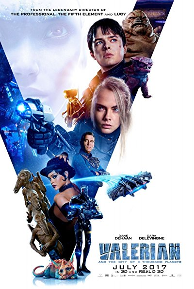 Valerian and the City of a Thousand Planets 2017 1080p 3D BluRay Half-SBS DTS x264-HD MA 5.1-FGT