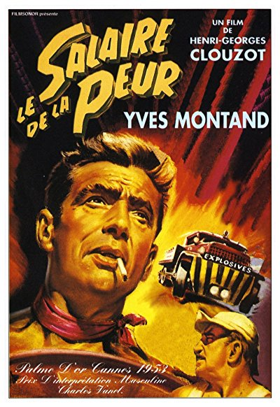 the wages of fear 1953 restored 720p BluRay FLAC x264-usury