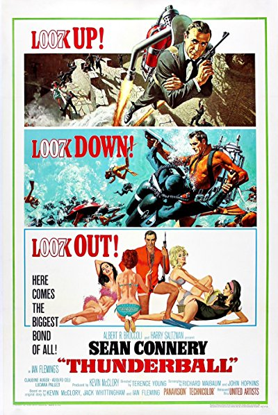 Thunderball 1965 1080p BluRay DTS x264-UNK