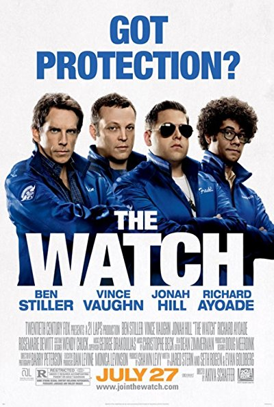 The Watch 2012 BluRay REMUX 1080p AVC DTS-HD MA 5.1 - KRaLiMaRKo
