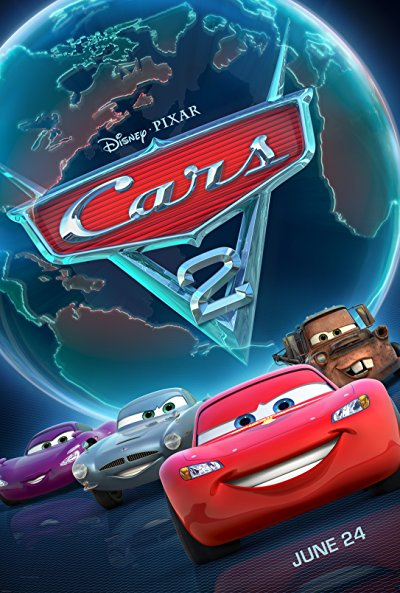 Cars 2 2011 USA 1080p 3D BluRay REMUX AVC DTS-HD MA - BluDragon