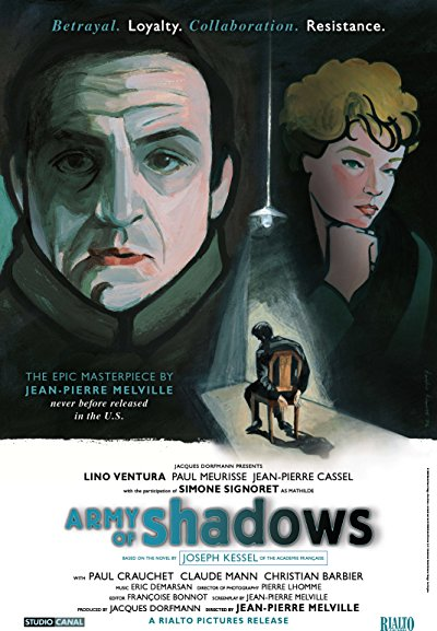 Army of Shadows 1969 BluRay REMUX 1080p AVC AC-3 Mono-BluHD