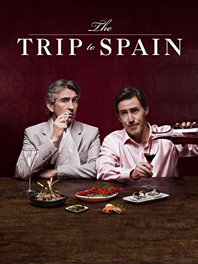 The Trip to Spain 2017 BluRay REMUX 1080p AVC DTS-HD MA 5.1-FGT