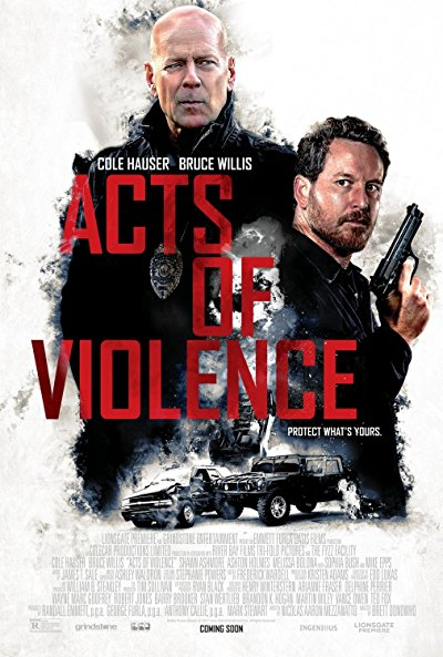 Acts of Violence 2018 1080p WEB-DL DD5.1 H264-FGT