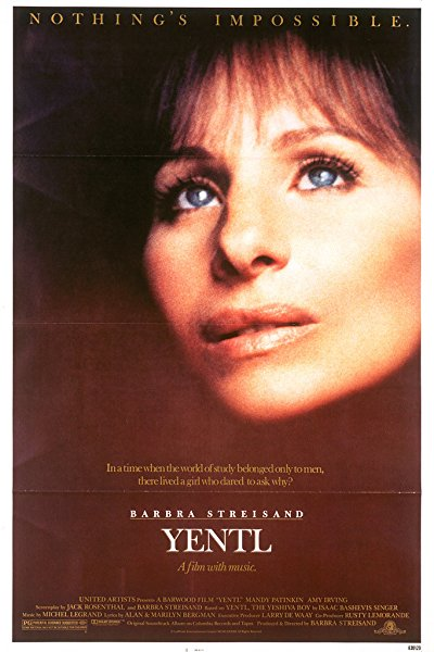 Yentl 1983 Extended Cut BluRay REMUX 1080p AVC DTS-HD MA 5.1 - KRaLiMaRKo
