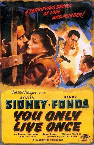 You Only Live Once 1937 1080p BluRay DTS x264-PSYCHD
