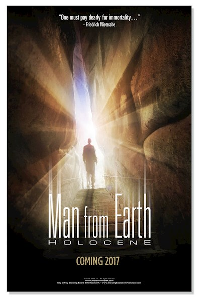 The Man from Earth Holocene 2017 1080p BluRay AAC x264-UNiVEARTH