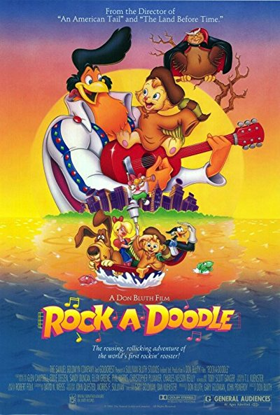 Rock-A-Doodle 1991 720p BluRay DTS x264-AMIABLE