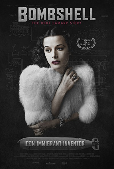 Bombshell The Hedy Lamarr Story 2017 NORDiC 1080p WEB-DL DD5.1 H264-RAPiDCOWS