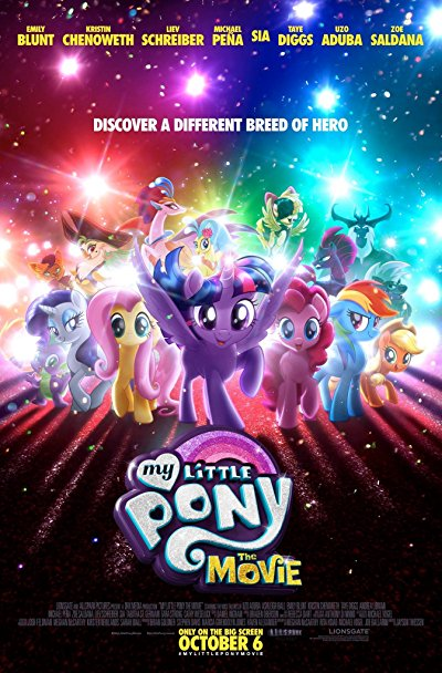 My Little Pony The Movie 2017 720p BluRay DTS x264-Replica