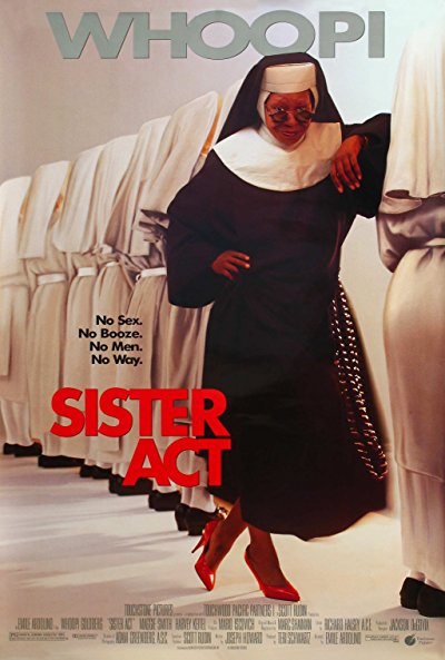 Sister Act 1992 BluRay REMUX 1080p AVC DTS-HD MA 5.1-EPSiLON