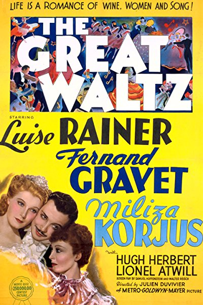 The Great Waltz 1938 1080p HDTV DD5.1 x264-REGRET
