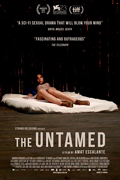 The Untamed 2016 720p BluRay DTS x264-CADAVER