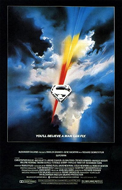 Superman 1978 EXTENDED CUT 1080p BluRay DTS x264-SiNNERS