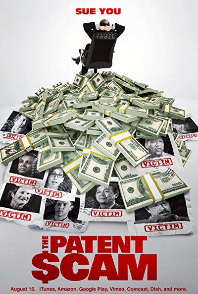 The Patent Scam 2017 1080p Hulu WEB-DL AAC H264-QOQ