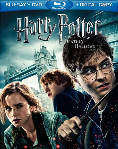 Harry Potter And The Deathly Hallows Part 1 2010 1080p BluRay DD5.1 x264-EbP