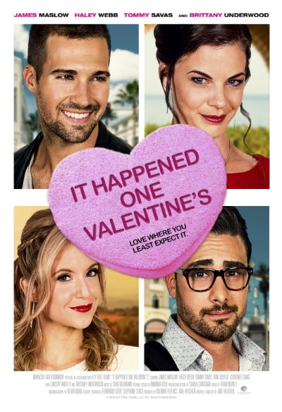 It Happened One Valentines 2017 1080p WEB-DL DD5.1 H264-FGT
