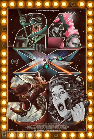 24X36 A Movie About Movie Posters 2016 720p WEB-DL DD5.1 H264-Coo7
