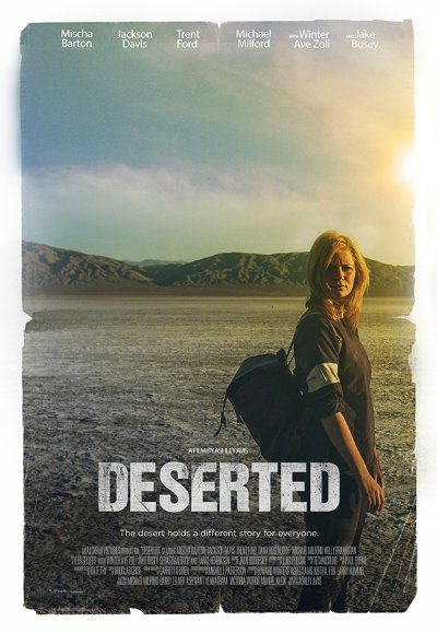 Deserted 2016 1080p WEB-DL AAC H264-FGT