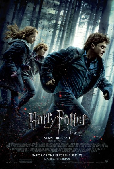 Harry Potter and the Deathly Hallows Part 1 2010 2160p UHD BluRay REMUX HDR HEVC DTS-X-EPSiLON