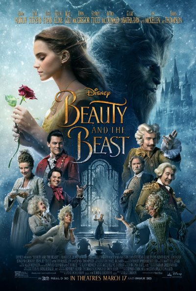 Beauty and the Beast 3D 1991 USA BluRay REMUX 1080p AVC DTS-HD MA - BluDragon