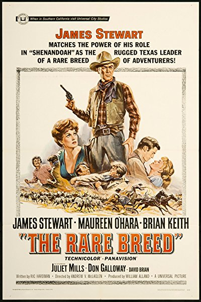 The Rare Breed 1966 720p BluRay DTS x264-GUACAMOLE