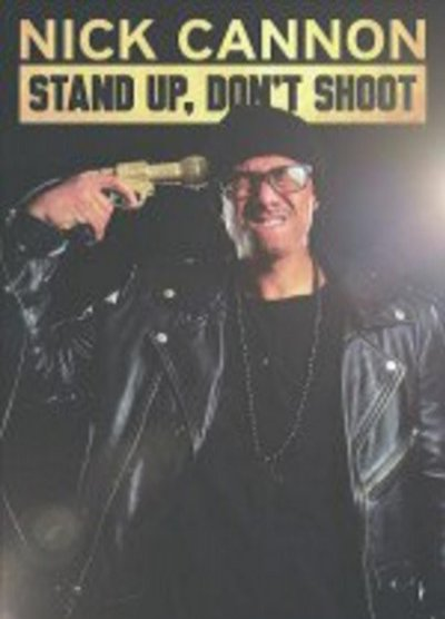 Nick Cannon Stand Up Dont Shoot 2017 1080p HDTV DD2.0 x264-REGRET