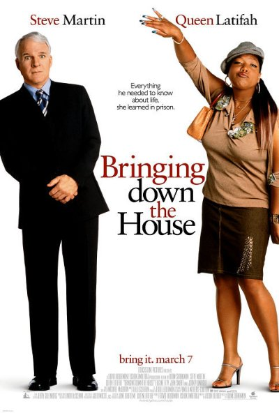 Bringing Down the House 2003 BluRay REMUX 1080p AVC DTS-HD MA 5.1-EPSiLON