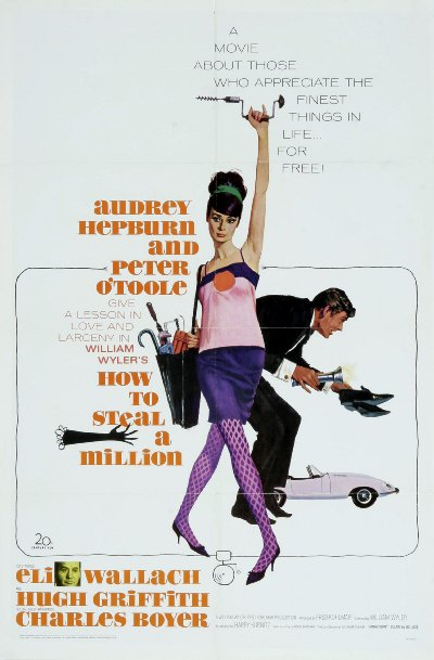 How to Steal a Million 1966 1080p BluRay FLAC x264-SADPANDA