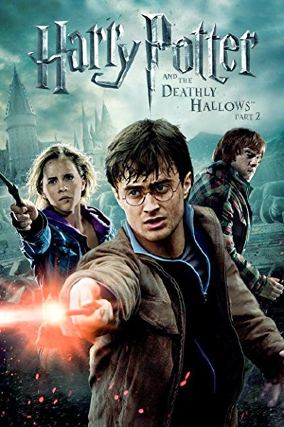 Harry Potter and the Deathly Hallows Part 2 2011 UHD BluRay REMUX 2160p DTS-X 7.1 HEVC-FraMeSToR