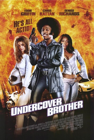 Undercover Brother 2002 1080p WEB-DL DD5.1 x264-ViSUM