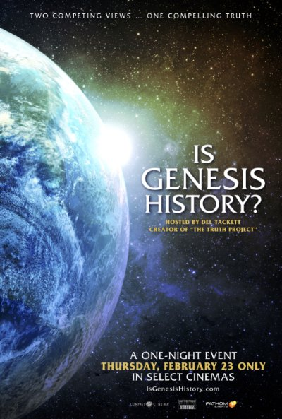 Is Genesis History 2017 1080p BluRay DD5.1 x264-PHASE