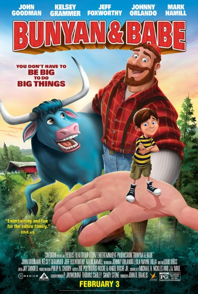 Bunyan and Babe 2017 1080p WEB-DL DD5.1 H264-FGT