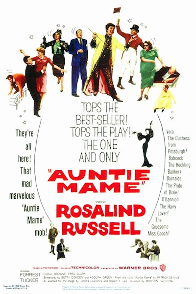 Auntie Mame 1958 1080p BluRay DTS x264-AMIABLE