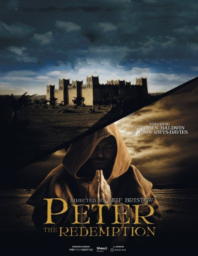 The Apostle Peter Redemption 2016 1080p WEB-DL DD5.1 x264-STRiFE