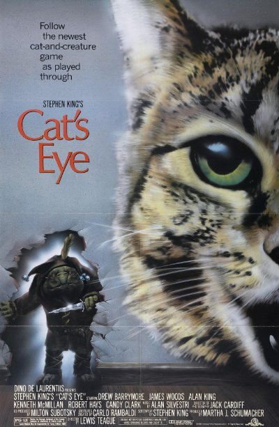 Cats Eye 1985 BluRay REMUX 1080p AVC DTS-HD MA 2.0-DFTA