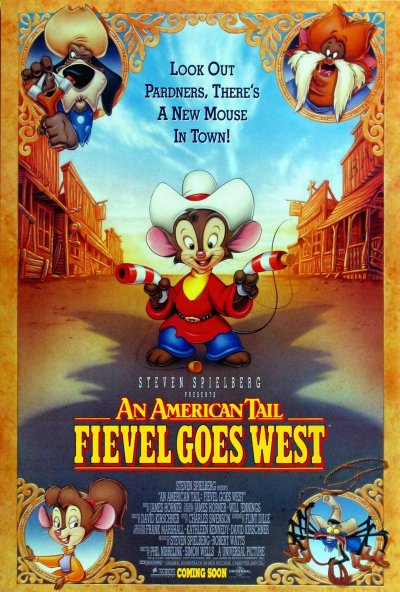 An American Tail Fievel Goes West 1991 1080p BluRay DTS x264 D-Z0N3