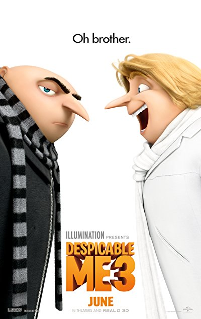 Despicable Me 3 3D 2017 1080p BluRay Half-SBS DTS-HD MA 7.1-EDeN
