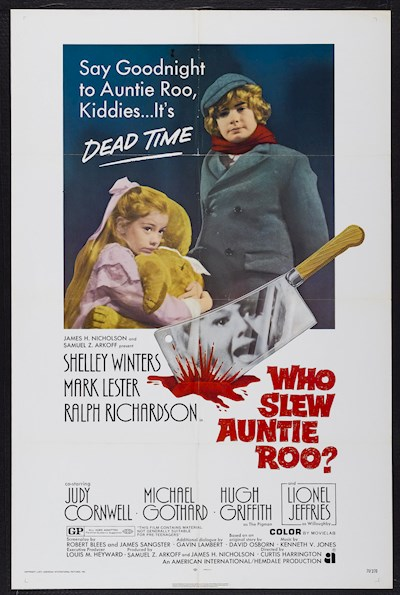 Whoever Slew Auntie Roo 1972 720p BluRay FLAC x264-SADPANDA